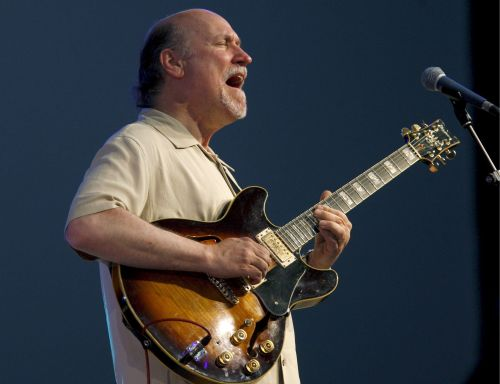Amerykański gitarzysta John Scofield zagra w Gorzowie
