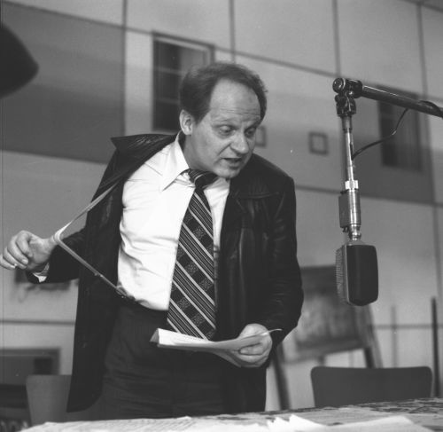 """Radiowe słuchowisko """"W Jezioranach"""" ma 50 lat"""