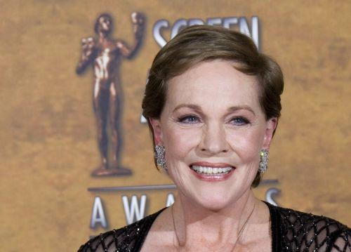 Julie Andrews wróciła na jeden wieczór na musicalową scenę