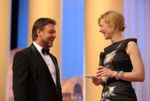 Crowe i Blanchett otworzyli Festiwal Filmowy w Cannes