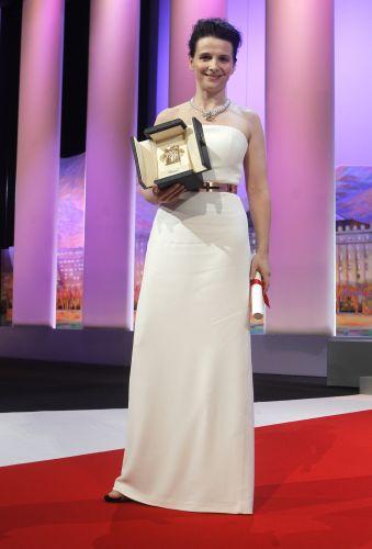 Rozdano nagrody 63. festiwalufilmowego w Cannes