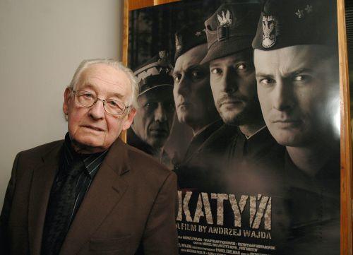 """Ukraińska telewizja państwowapokaże """"Katyń"""" Wajdy"""