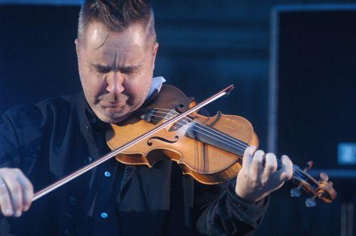 Nigel Kennedy zakończył polski weekend muzyczny w Londynie
