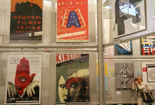 Warszawa: rozpoczęło się 22.Międzynarodowe Biennale Plakatu
