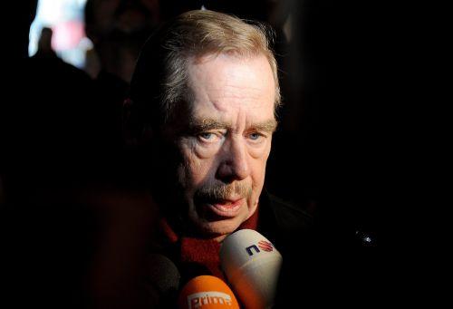 Vaclav Havel otrzymał literacką nagrodę Franza Kafki