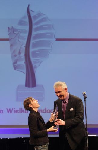 Joanna Rajkowska otrzymała Nagrodę Wielką Fundacji Kultury