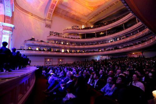 Szansa na zamknięcie Roku Chopinowskiego w nowojorskiej Carnegie Hall