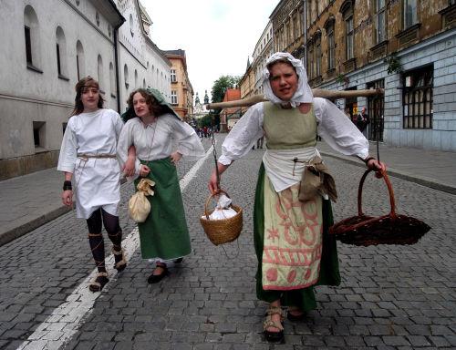W Krakowie rozpoczął się Jarmark Świętojański