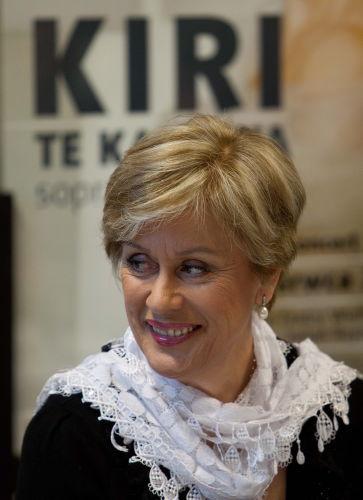 Kiri Te Kanawa wystąpi w piątek w Teatrze Wielkim w Łodzi