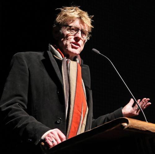 Robert Redford: artyści powinni wywierać presję na władze