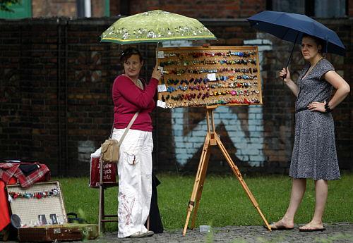 Katowice: popołudnie ze sztuką intuicyjną na zabytkowym osiedlu