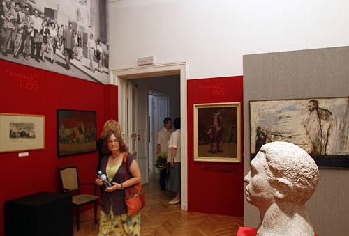 Katowice: wystawa w 55. rocznicę legendarnej ekspozycji w Arsenale