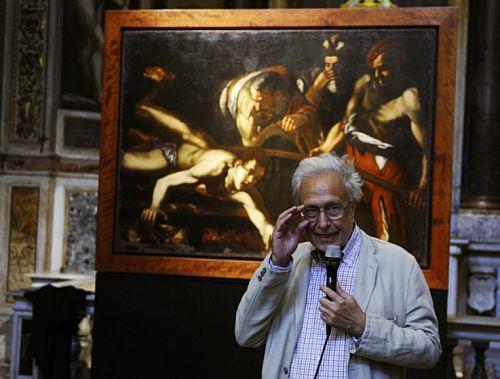 Eksperci: znaleziony obraz nie jest dziełem Caravaggia
