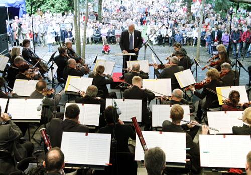 Sinfonia Varsovia na słynnym festiwalu pianistyki
