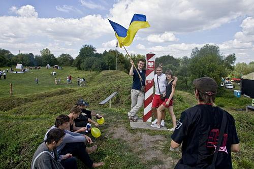 Polsko-ukraińskie dni dobrosąsiedztwa w Kryłowie