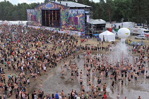 Nawet pół miliona osób oglądało najatrakcyjniejsze koncertyPrzystanku Woodstock