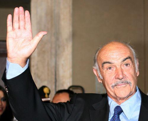 Sean Connery obchodzi 80-te urodziny i kończy z aktorstwem