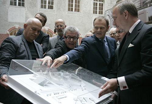 Studio z Gdyni wygrało konkurs na koncepcję Muzeum II WojnyŚwiatowej