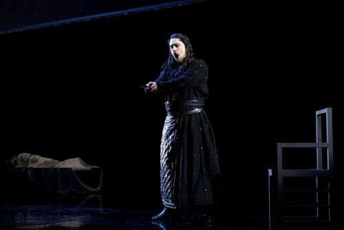Wybitny włoski baryton w operze Verdiego w Gdańsku