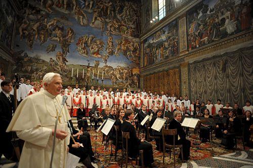 Powstał komitet ds. konserwacji Kaplicy Sykstyńskiej
