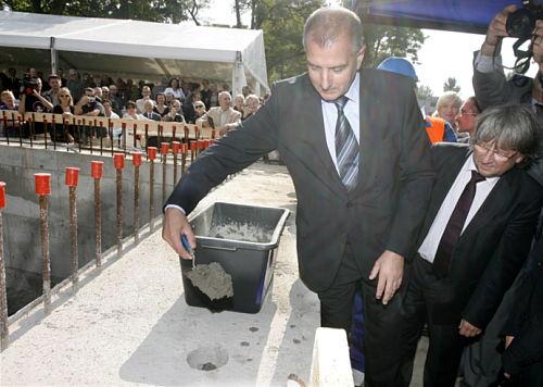 Wmurowano kamień węgielny podbudowę Narodowego Forum Muzyki