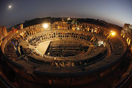 Remont rzymskiego Koloseum potrwa do 2013 roku