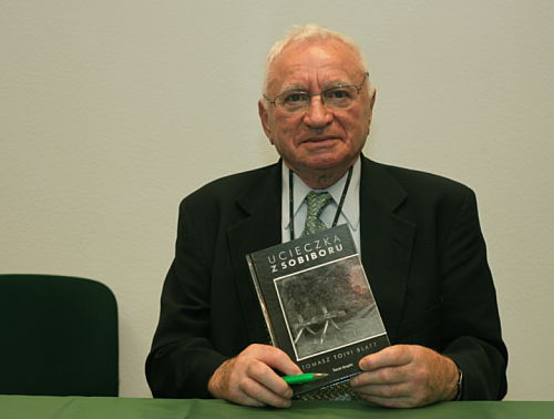 Autor książki o obozie w Sobiborze przedstawia ją w Polsce