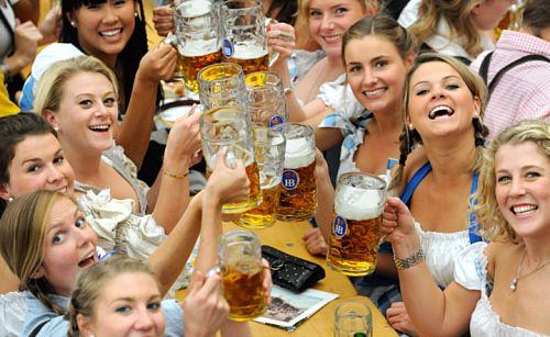 Festyn piwny Oktoberfest ma już 200 lat