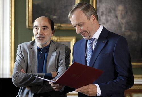 Fabio Cavallucci otrzymał powołanie na stanowisko szefa CSW