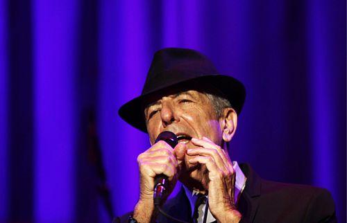 Dwa koncerty Cohena na początku października w Polsce