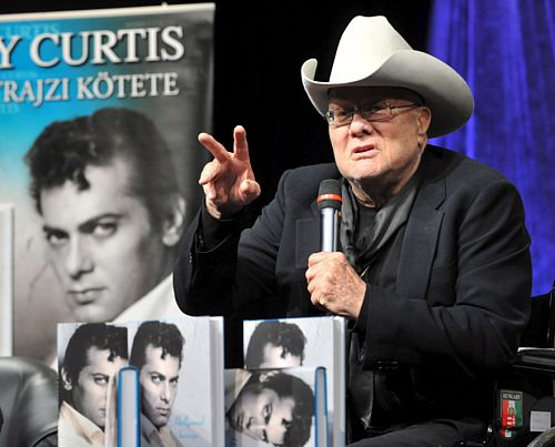 Zmarł aktor Tony Curtis
