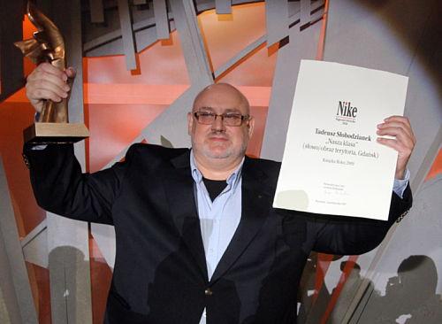 Tadeusz Słobodzianek laureatem Nike