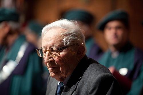 Tadeusz Różewicz otrzymał doktorat h.c. łódzkiej filmówki