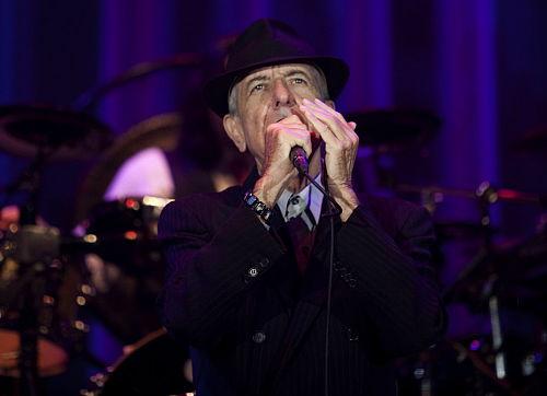 Koncert Cohena w Spodku gorąco przyjęty przez publiczność