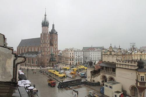 Władze Krakowa chcą, by StareMiasto było parkiem kulturowym