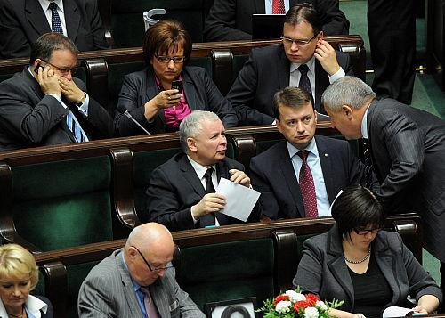Sejm: Rok 2011 Rokiem Czesława Miłosza