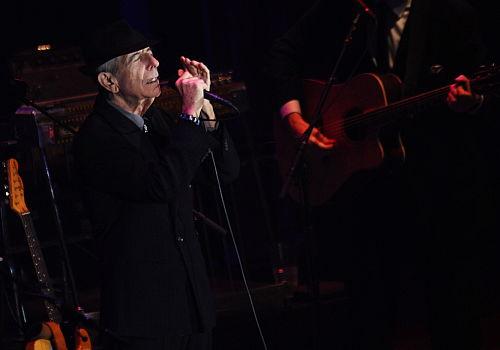 Publiczność warszawska nie chciała się rozstać z Leonardem Cohenem