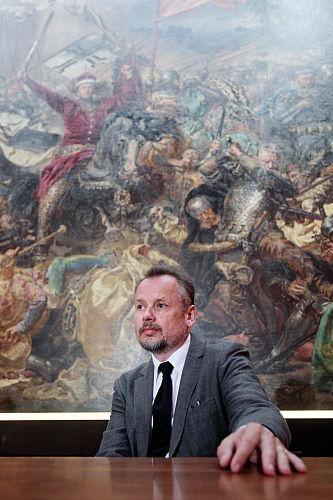 Dyrektor Muzeum Narodowego Piotr Piotrowski podał się do dymisji