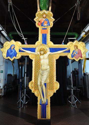 Zakończyła się 5-letnia konserwacja krucyfiksu Giotta z Florencji
