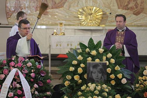 Elżbieta Czyżewska spoczęła na Powązkach