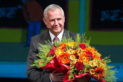 Marek Kondrat świętował w Katowicach 60 urodziny
