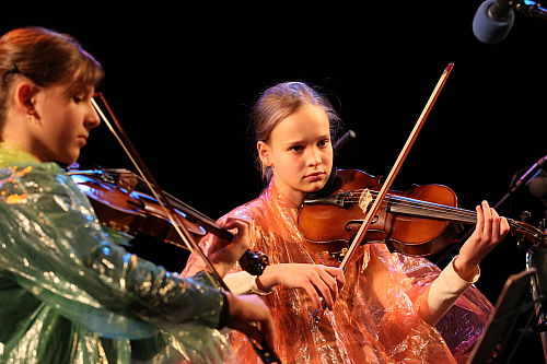 """Kwartet """"Spotkanie"""" zwycięzcąkonkursu """"Chopin Open"""""""