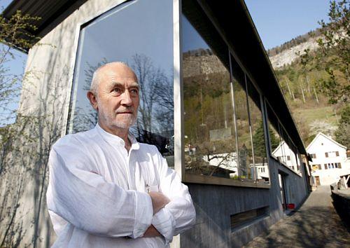 Peter Zumthor zaprojektuje przebudowę synagogi w Kielcach