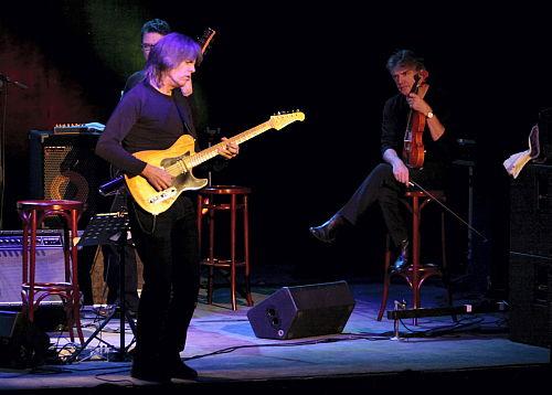 Niesamowity koncert Mike'a Sterna i Didiera Lockwooda w Gorzowie