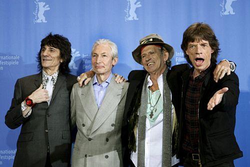 Stonesi planują trasę na 50-lecie!