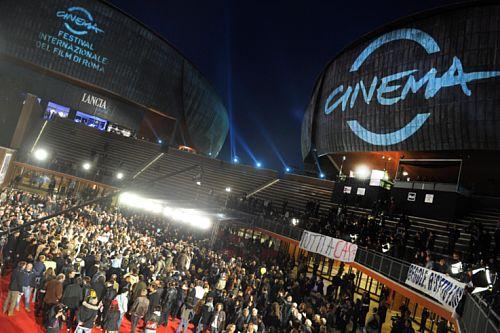 Manifestacja zakłóciła otwarcie festiwalu filmowego w Rzymie