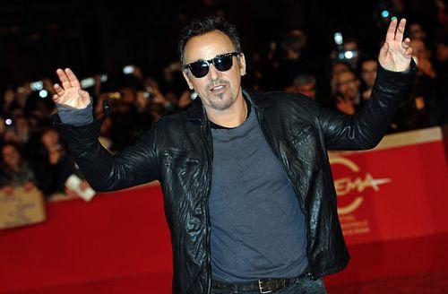Bruce Springsteen wywołał entuzjazm na festiwalu w Rzymie