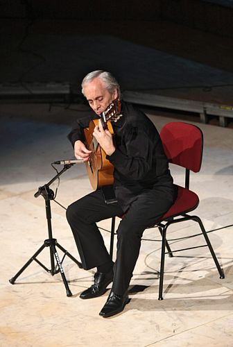 Paco Pena gwiazdą III Poznań Live Festival