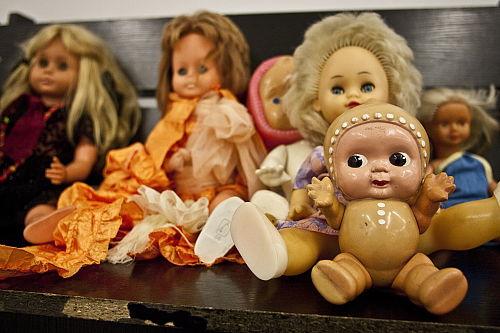 Lubelskie: zabawki z okresu PRL na wystawie w Świdniku