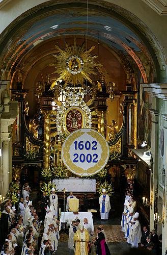 Zakończyła się renowacja obiektów sakralnych sanktuarium w Kalwarii Zebrzydowskiej